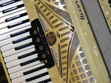 Muziek is liefde. Music is love for ever. sur Joke Schippers