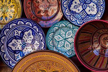 Marokkanische Keramik von Easycopters