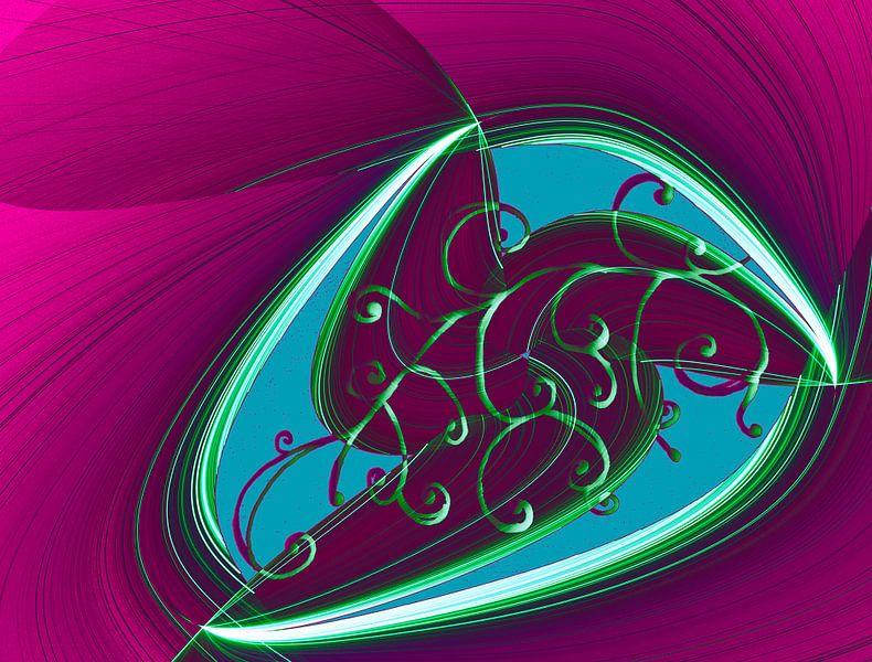 Fraktal spirale