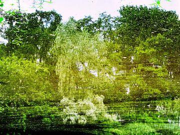 Urban Reflections 85 van MoArt (Maurice Heuts)