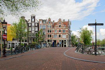 De mooiste grachtenpanden van Amsterdam sur Peter Bartelings