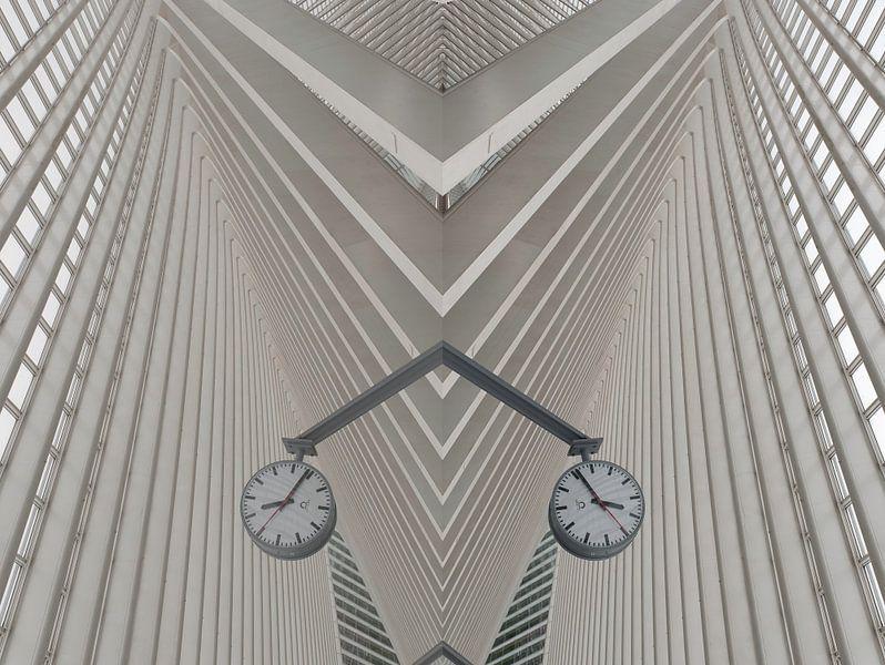 The Timepiece van Brian Morgan