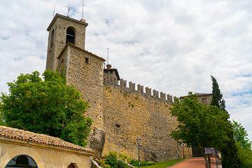 San Marino Prima Torre (ex cisterna) von Ivo de Rooij