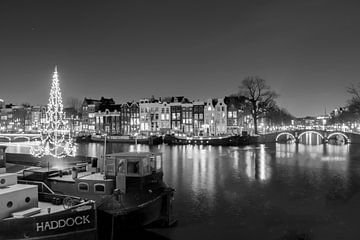 Almost Xmas in Amsterdam van Peter Bartelings Photography