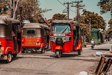 Tuktuk von Fotoverliebt - Julia Schiffers