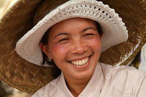 dame op Bali