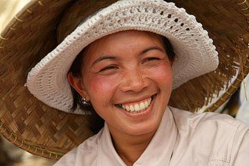 dame op Bali von Bart Colson