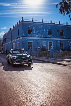 Oldtimer Kuba Cienfuegos von Manon Ruitenberg