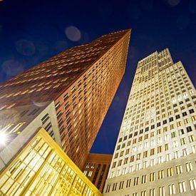 Ministeries in Den Haag, architectuur van Gerrit de Heus