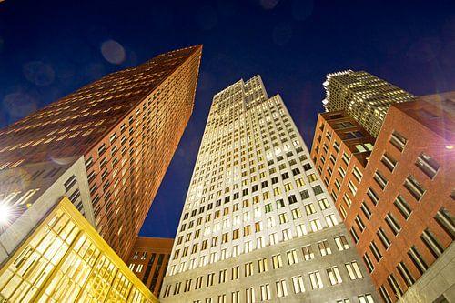 Ministeries in Den Haag, architectuur