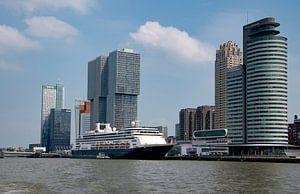 Rotterdam Wilhelminapier van