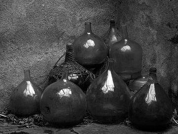 Flaschenpost von Betty Heideman