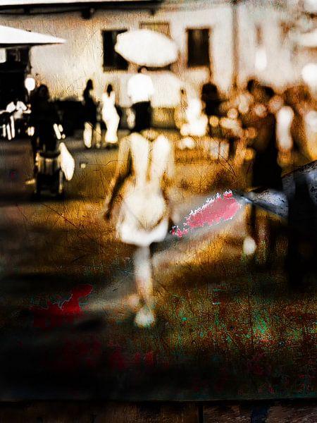 The lonely girl in the night van Gabi Hampe