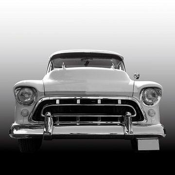 Pick-up 1957 3100 Voiture classique américaine sur