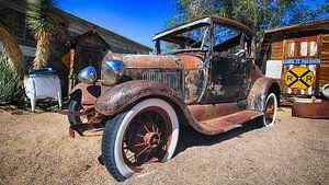 Old car van Dennis Bliek