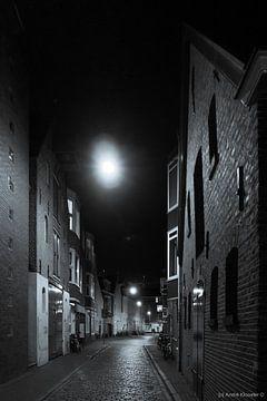 Straßenlaterne von Andre Klooster