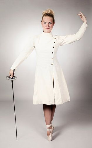 Fencing Queen