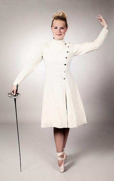 Fencing Queen van Irene Hoekstra