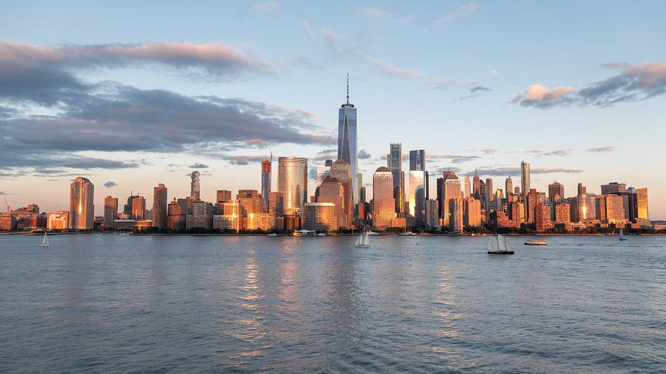 New York City Skyline von Marieke Feenstra