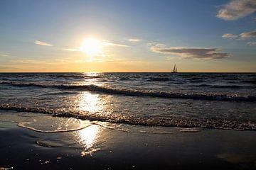 Segelabend von Ostsee Bilder