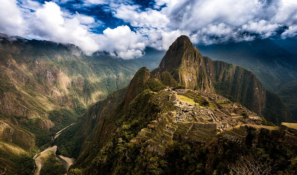 Machu Picchu van Ronne Vinkx