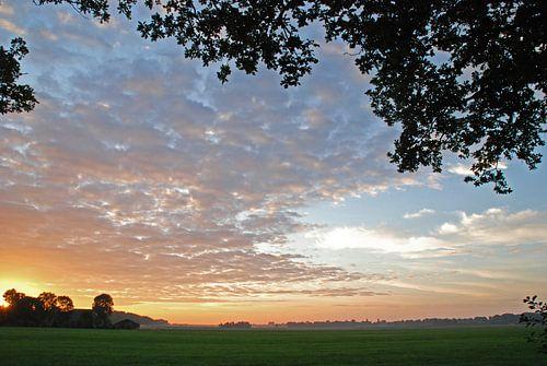 zonsopkomst von Marten Wieringa