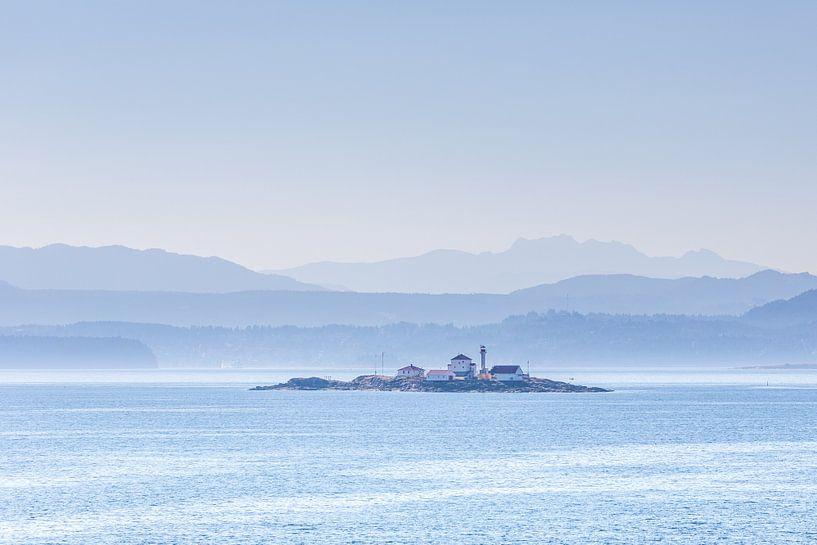 Entrance Island - Vancouver Island van Jurjen Veerman