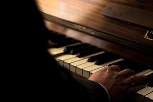 The Piano man van Davy Reitsma