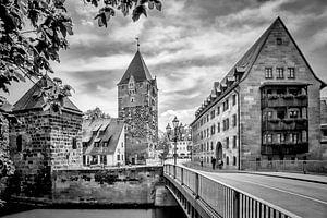 NUREMBERG Haybridge | Monochrom