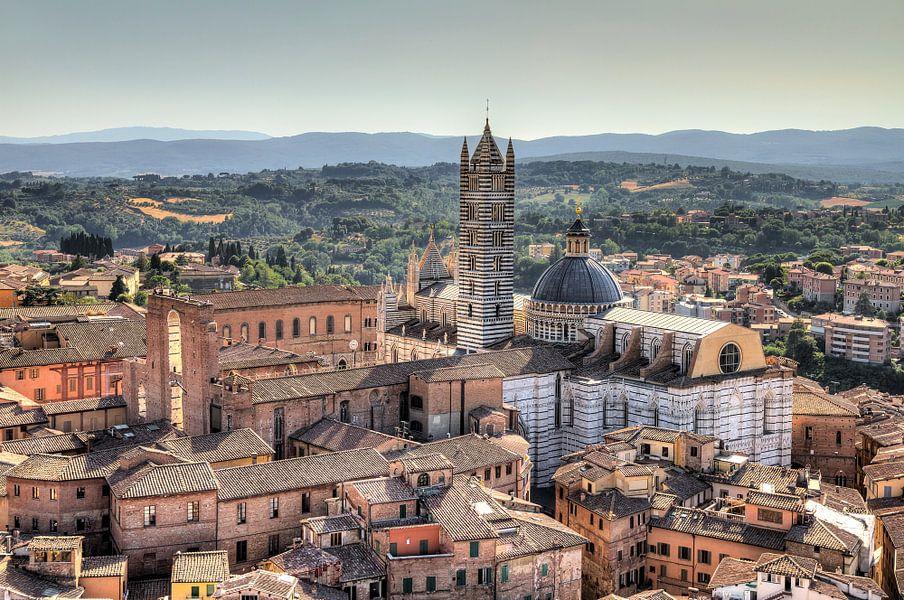 Siena Kathedraal van Dennis van de Water