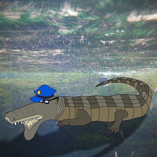 Agent Alligator