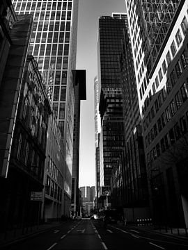Bankenviertel von Markus Krepp
