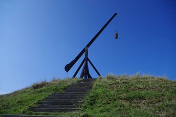 Leuchtturm Fyrrebakken Skagen von Richard Pruim
