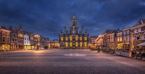 Delft van