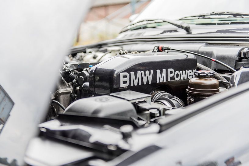 S14 power! BMW M van Sytse Dijkstra