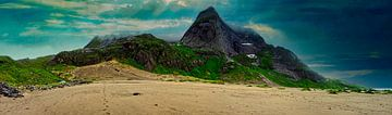 Lofoten Panorama van Kai Müller
