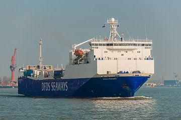 Logistieke Scheepvaart Rotterdam. van