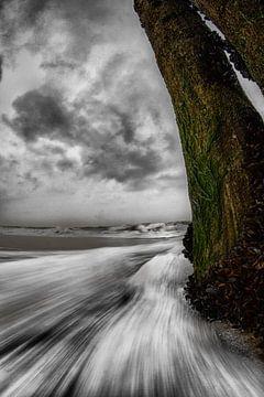 Sea in motion van Peter Westerik