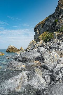 Rotskust Sicilië