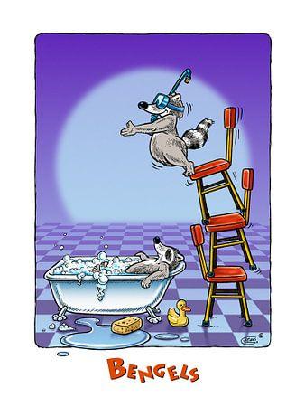 Lekker in bad met De Bengels