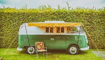 Volkswagen Transporter Type 2 (T1) Transporter Kombi of Microbus camper van Sjoerd van der Wal