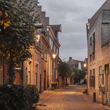 Historische Mauerhäuser Amersfoort von Karin Riethoven