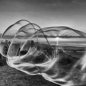 Clouds of bubbles van Abra van Vossen