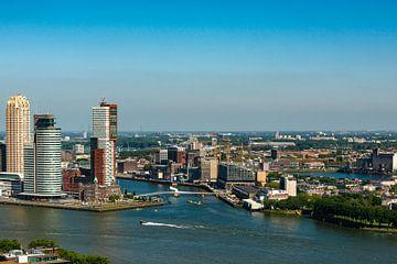 Rotterdam vanuit de Hoogte van Brian Morgan