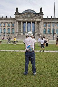 Well prepared tourist von Bram Giesen