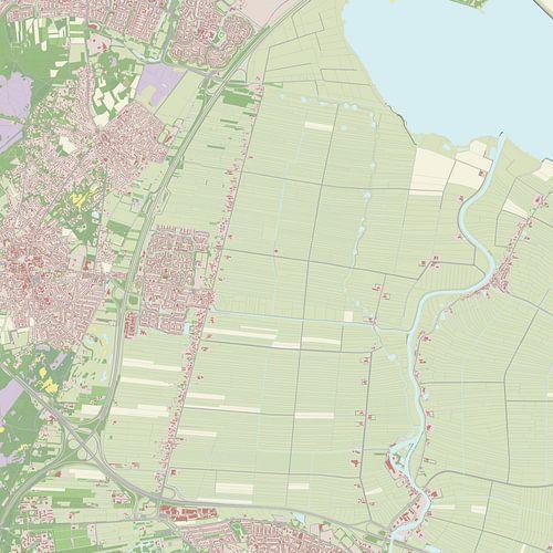 Kaart vanEemnes