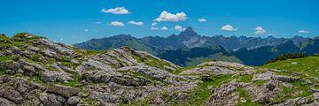 Koblat-Höhenweg, Allgäu von Walter G. Allgöwer