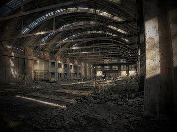Hirson-Fabrik aufgegeben von Betty Heideman