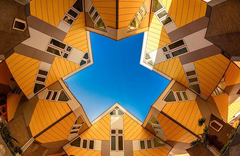Kubuswoningen Rotterdam van Ronne Vinkx