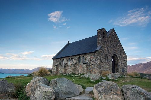 Church of the Good Shepherd, Lake Tekapo (NZL) van